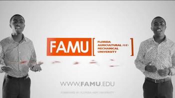FAMU TV Spot, 'FAMU Forward: Moving Students Closer to Their Dreams' - Thumbnail 8
