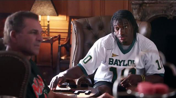 Nissan TV Spot, 'Heisman House: Just Go With It' Featuring Marcus Mariota - 13 commercial airings
