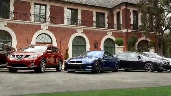 Nissan TV Spot, 'Heisman House: Just Go With It' Featuring Marcus Mariota - Thumbnail 6
