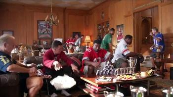 Nissan TV Spot, 'Heisman House: Just Go With It' Featuring Marcus Mariota - Thumbnail 8