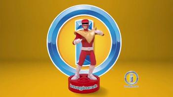 Imaginext Power Rangers Morphin Megazord TV Spot, 'Megapower' - Thumbnail 2