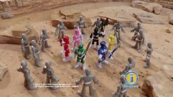 Imaginext Power Rangers Morphin Megazord TV Spot, 'Megapower' - Thumbnail 3