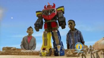 Imaginext Power Rangers Morphin Megazord TV Spot, 'Megapower' - Thumbnail 4