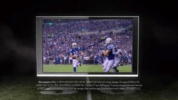 DIRECTV NFL Sunday Ticket TV Spot, 'Skinny Legs Peyton Manning' - Thumbnail 7
