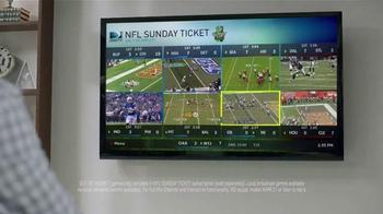 DIRECTV NFL Sunday Ticket TV Spot, 'Skinny Legs Peyton Manning' - Thumbnail 3