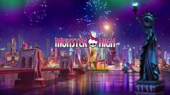 Monster High Boo York Astranova TV Spot, 'Come See the Stars of the Show' - Thumbnail 1