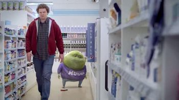 Mucinex Fast-Max TV Spot, 'Think Fast' Featuring T. J. Miller