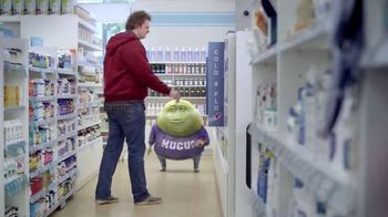 Mucinex Fast-Max TV Spot, 'Think Fast' Featuring T. J. Miller - Thumbnail 1