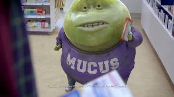 Mucinex Fast-Max TV Spot, 'Think Fast' Featuring T. J. Miller - Thumbnail 2