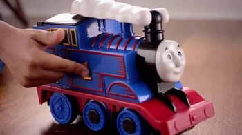 Turbo Flip Thomas TV Spot, 'All Aboard' - 1019 commercial airings