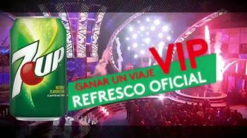 7UP TV Spot, '16ª Entrega Anual del Latin Grammy' [Spanish] - Thumbnail 9