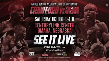 Ticketmaster TV Spot, \'Crawford vs. Jean\'