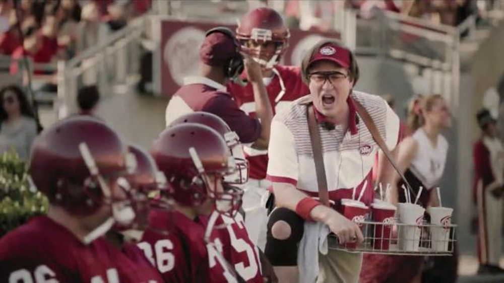 Dr Pepper TV Commercial, 'College Football: One of a Kind Tradition' -  iSpot.tv