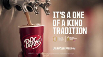 Dr Pepper TV Spot, 'College Football: One of a Kind Tradition' - Thumbnail 10