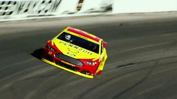 Kansas Speedway TV Spot, 'NASCAR Sprint Cup Series: Hollywood Casino 400' - Thumbnail 5
