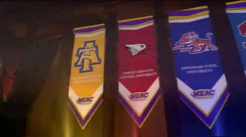 Mid-Eastern Athletic Conference TV Spot, 'Empowering Student Athletes' - Thumbnail 3