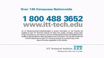 ITT Technical Institute TV Spot, 'Jonnie Hill' - Thumbnail 6