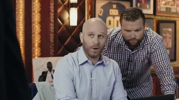 Draft Ops TV Spot, 'Level the Playing Field' Featuring Rich Eisen - Thumbnail 1