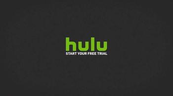 Hulu No Commercial Plan TV Spot, 'Jingle' - Thumbnail 3