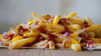 Wendy's Hickory Smoked Pulled Pork Sandwich TV Spot, 'Smoke Pitmaster' - Thumbnail 4
