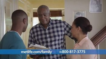 MetLife Guaranteed Acceptance Life Insurance TV Spot, 'Dad's Things' - 667 commercial airings