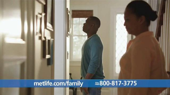 MetLife Guaranteed Acceptance Life Insurance TV Spot, 'Dad's Things' - Thumbnail 1