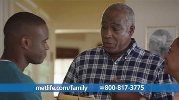 MetLife Guaranteed Acceptance Life Insurance TV Spot, 'Dad's Things' - Thumbnail 3
