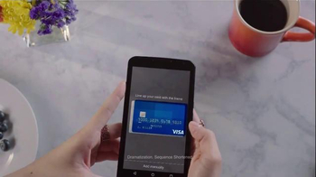 VISA TV Spot, 'VISA With Android Pay: Gifts for Wrangler' - Thumbnail 1