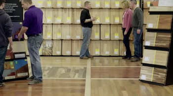 Lumber Liquidators End of Summer Clearance Sale TV Spot, 'Now is the Time' - Thumbnail 1