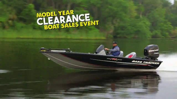 Bass Pro Shops Gear Up Sale TV Spot, 'Boats' Featuring Kevin VanDam - Thumbnail 5