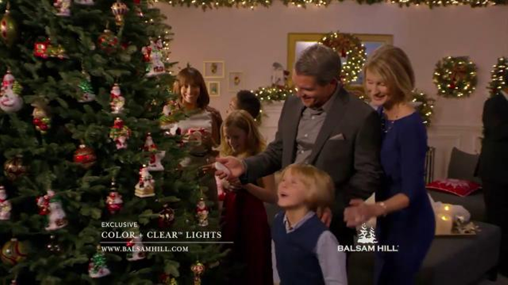 balsam hill tv commercial brand all new free shipping video