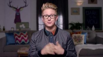 YouTube TV Spot, 'TylerOakley: You Dare to Be You' - Thumbnail 10