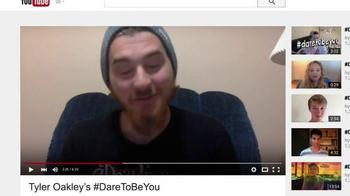 YouTube TV Spot, 'TylerOakley: You Dare to Be You' - Thumbnail 8