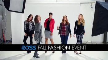 Ross Fall Fashion Event TV Spot, \'Finishing Touches\'