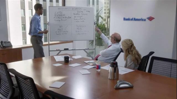 Bank of America Preferred Rewards Program TV Spot, 'Pillars Brainstorm' - Thumbnail 2