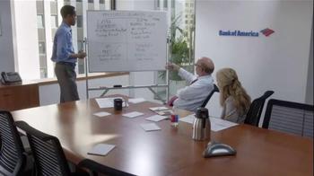 Bank of America Preferred Rewards Program TV Spot, 'Pillars Brainstorm'