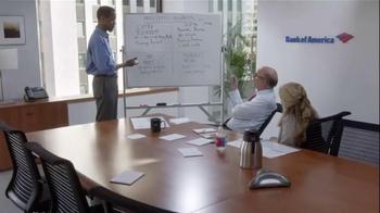 Bank of America Preferred Rewards Program TV Spot, 'Pillars Brainstorm' - Thumbnail 4