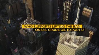 American Petroleum Institute TV Spot, 'Lift the Ban on Crude Oil Exports' - Thumbnail 1