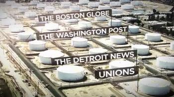 American Petroleum Institute TV Spot, 'Lift the Ban on Crude Oil Exports' - Thumbnail 3