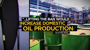 American Petroleum Institute TV Spot, 'Lift the Ban on Crude Oil Exports' - Thumbnail 5
