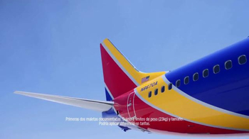 Southwest Airlines TV Spot, 'Tarifas claras' [Spanish] - Thumbnail 6