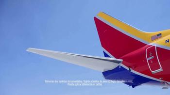 Southwest Airlines TV Spot, 'Tarifas claras' [Spanish] - Thumbnail 7
