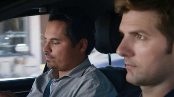 Volkswagen App-Connect TV Spot, 'Bromance' Ft. Adam Scott and Michael Pena - Thumbnail 1