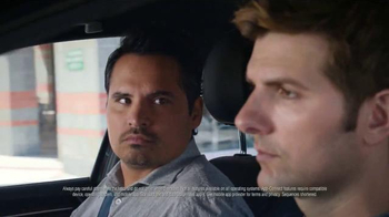 Volkswagen App-Connect TV Spot, 'Bromance' Ft. Adam Scott and Michael Pena - Thumbnail 3