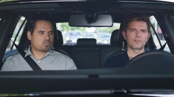 Volkswagen App-Connect TV Spot, 'Bromance' Ft. Adam Scott and Michael Pena - Thumbnail 4