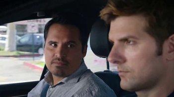 Volkswagen App-Connect TV Spot, 'Bromance' Ft. Adam Scott and Michael Pena - 674 commercial airings