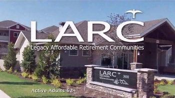 Legacy Affordable Retirement Communities TV Spot, 'Dream Homes' - Thumbnail 2