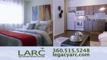 Legacy Affordable Retirement Communities TV Spot, 'Dream Homes' - Thumbnail 4