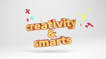 Leap Frog Imagicard TV Spot, 'Creativity & Smarts'