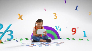 Leap Frog Imagicard TV Spot, 'Creativity & Smarts' - Thumbnail 7